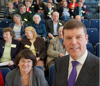 Paul Burstow MP at Regional Conference