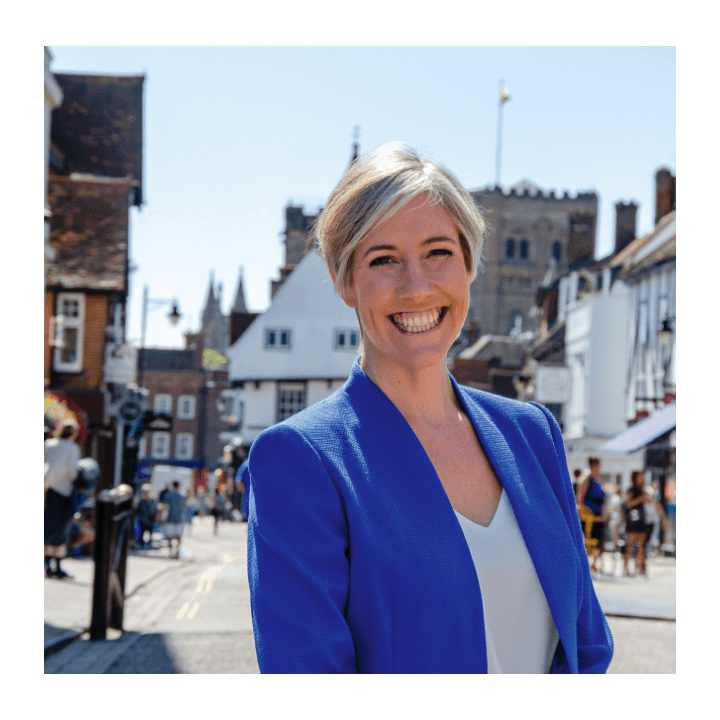Daisy Cooper, MP for St Albans, Deputy Leader of the Lib Dems